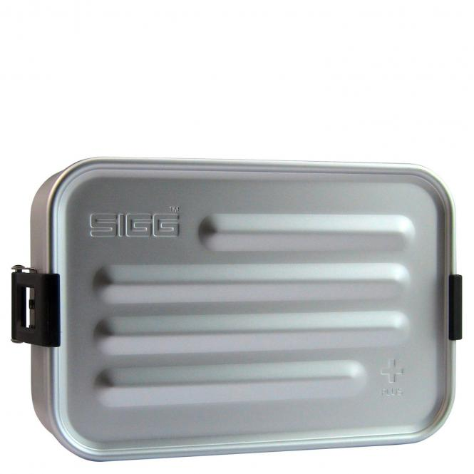 SIGG Lunch Box Plus S 11.7 cm - alu