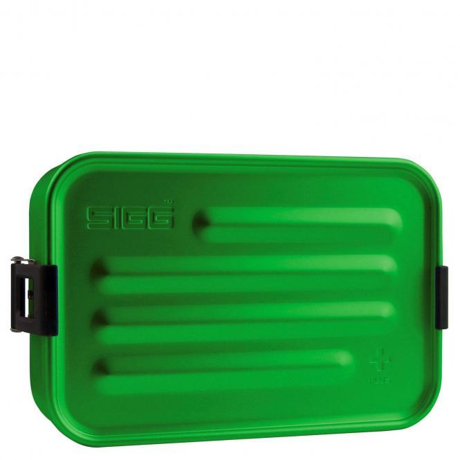 SIGG Lunch Box Plus S 11.7 cm - green