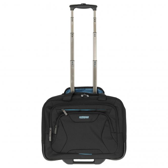 American Tourister At Work Rolling Tote Busines...