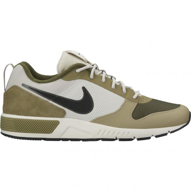 Nike Men Nightgazer Trail Outdoor Schuh 916775 - 44 | light bone/black neutral olive sail