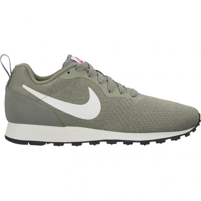 Nike Wmns MD Runner 2 Eng Mesh für Damen (grün / 38) qf5XkocJ9