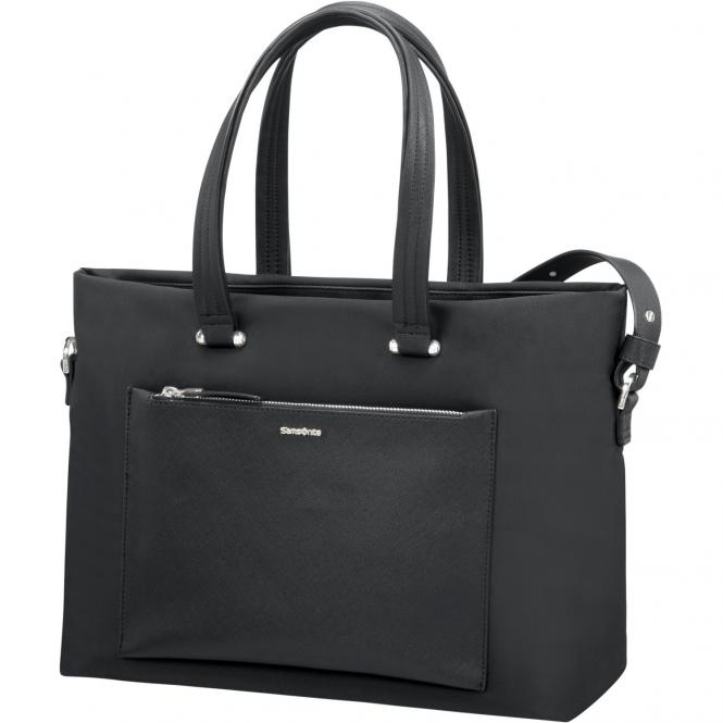 Samsonite Zalia Shopping Bag 15.6´´ 41 cm - black