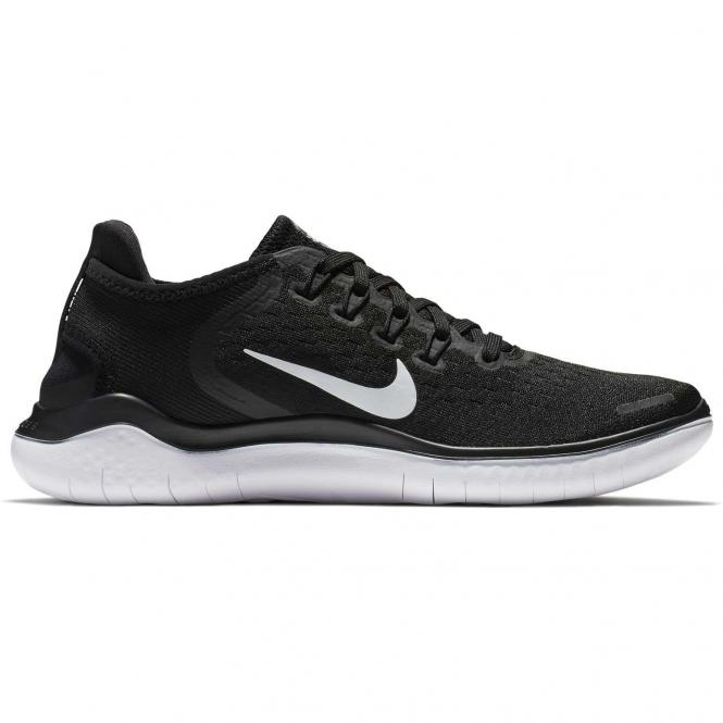 Nike Women Free Running 2018 Schuh 942837 - 37,5  black/white