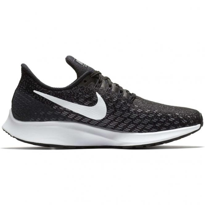 Nike Women Air Zoom Pegasus 35 Schuh 942855 - 40,5  black/white gunsmoke oil grey