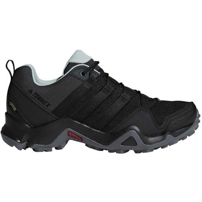 adidas Women Terrex AX2R GTX Outdoor Schuh AC8064 - 38  core black/core black/ash green