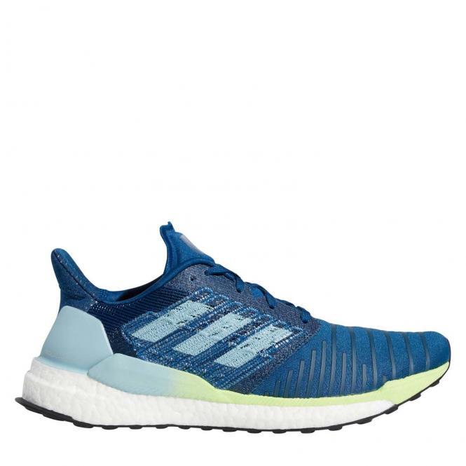 adidas CORE Men Solar Boost Running Schuh B96286 - 43 1/3 | legmar/ashgre/hireye