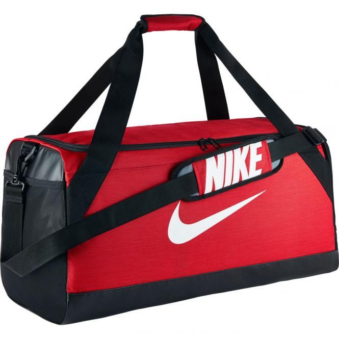 Nike Brasilia Sporttasche M 62 cm - university red/black/white