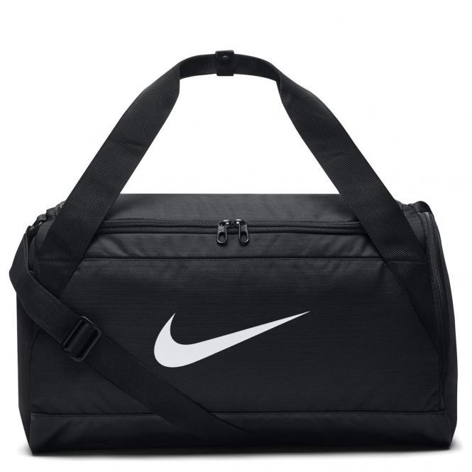 Nike Brasilia Small Duffel Sporttasche 52 cm - black/white