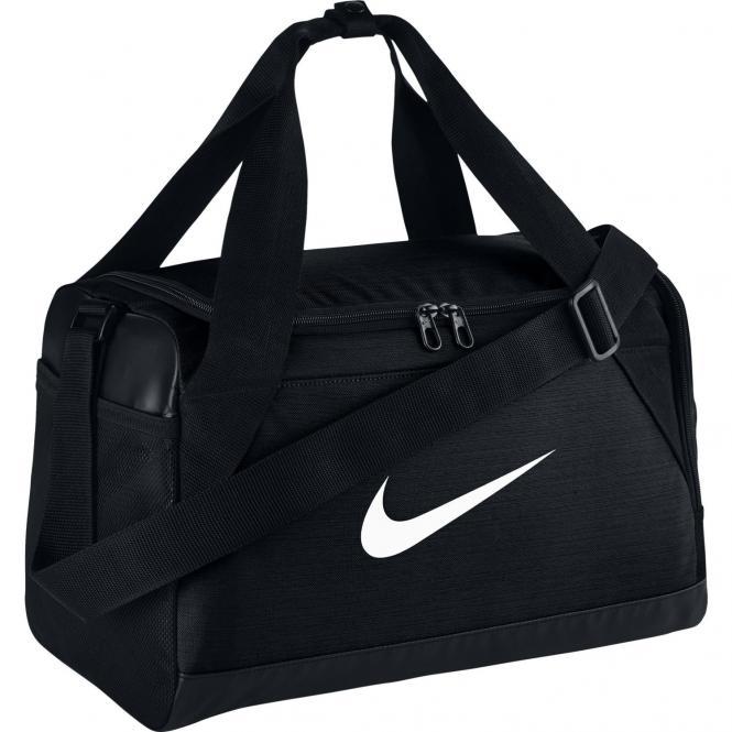 Nike Brasilia Sporttasche XS 48 cm - black/black/white