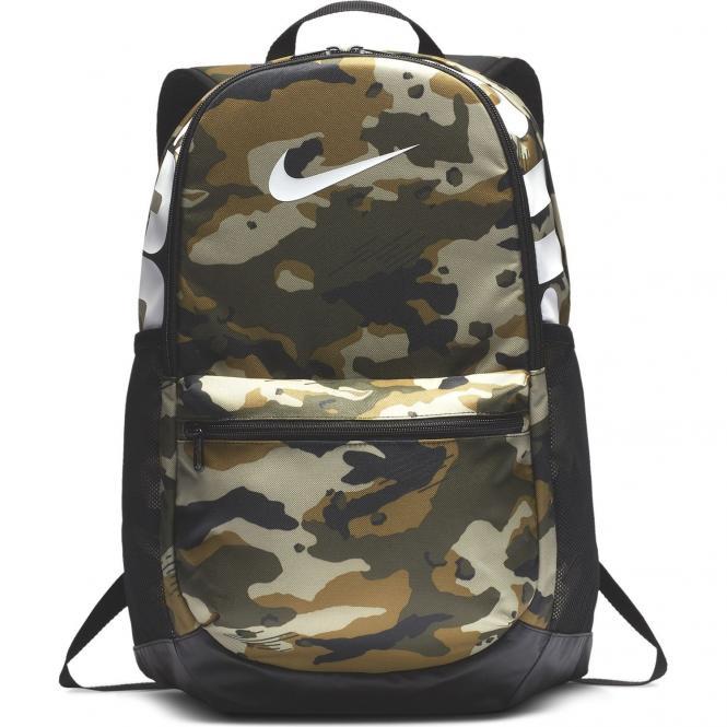 NIKE Brasilia Backpack Rucksack M AOP 45 cm -  Brasilia Backpack Rucksack M AOP 45 cm