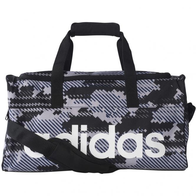 adidas Linear Performance Teambag Sporttasche S 50 cm - visgrey/black/white