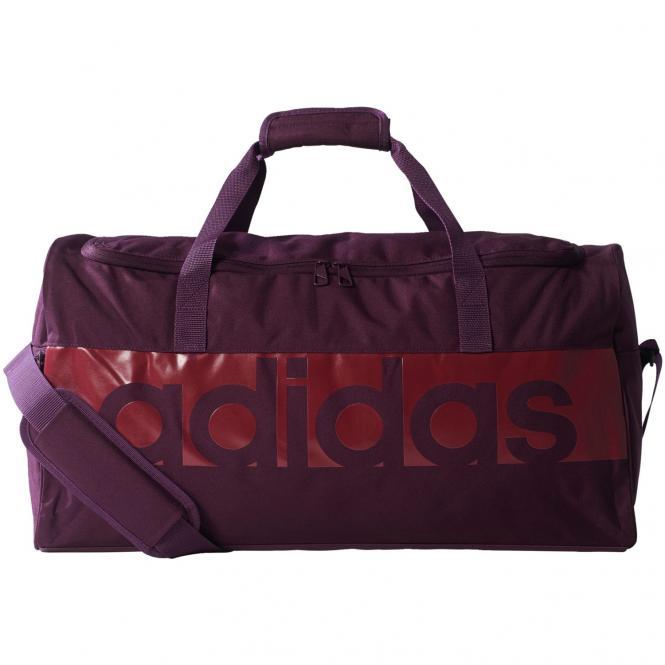 adidas Linear Performance Teambag Sporttasche M 57 cm - red night
