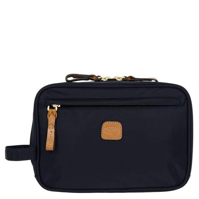 Brics X-Bag Kosmetiktasche 25 cm - ocean blue