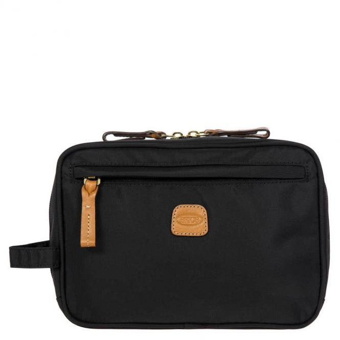 Brics X-Bag Kosmetiktasche 25 cm - schwarz