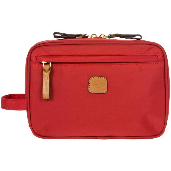 Brics X-Bag Kosmetiktasche 25 cm - rot