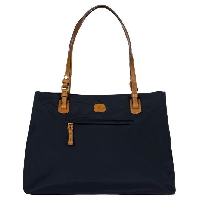 Brics X-Bag Shopping Großer Shopper 40 cm - oce...