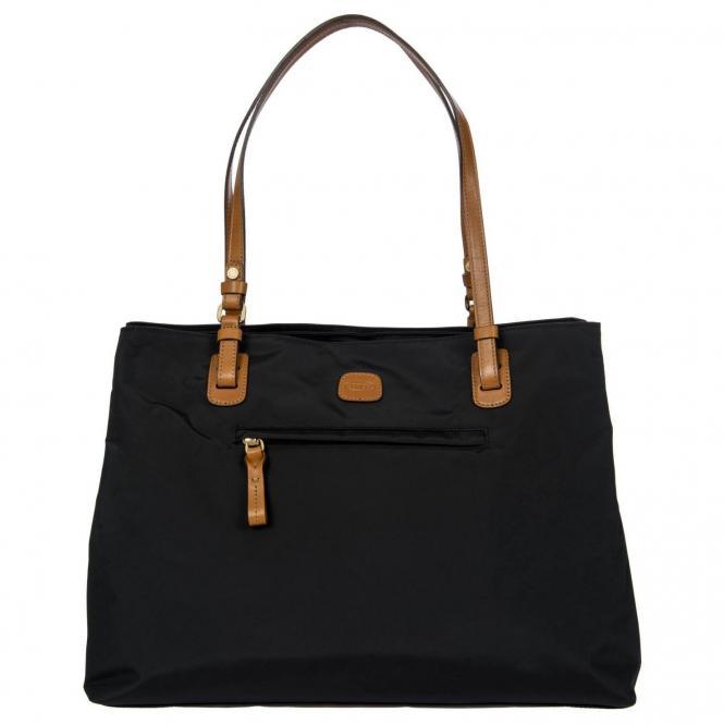 Brics X-Bag Shopping Großer Shopper 40 cm - sch...