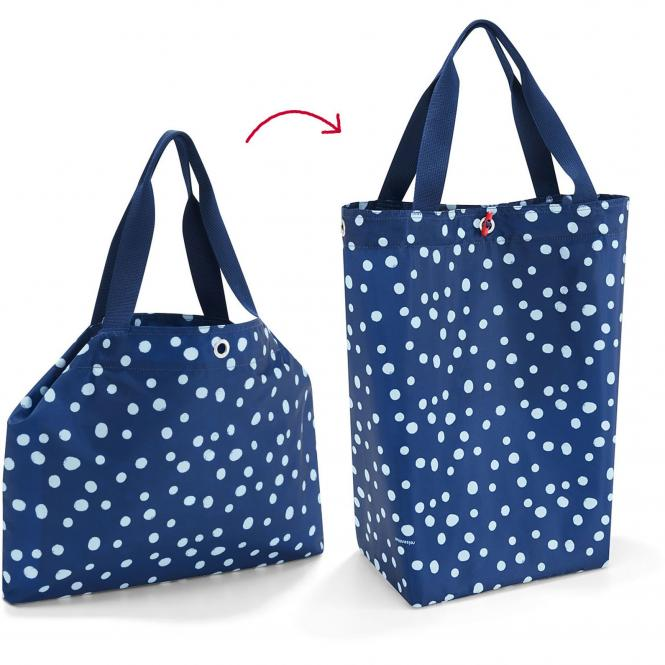 reisenthel shopping changebag Shopper - spots navy
