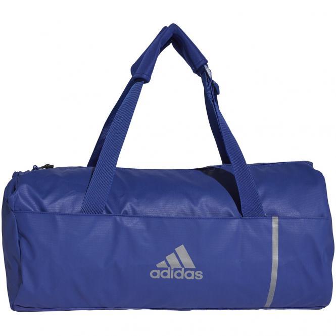 adidas Convertible 3-Streifen Sporttasche mit Rucksackfunktion M 57 cm - mystery ink/night met./night met.