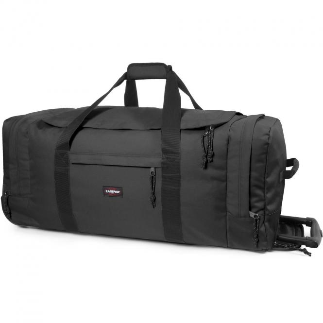 Eastpak Leatherface L Rollenreisetasche 86,5 cm - black