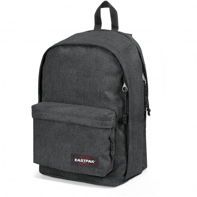 Eastpak Back To Work Rucksack 43 cm - black denim