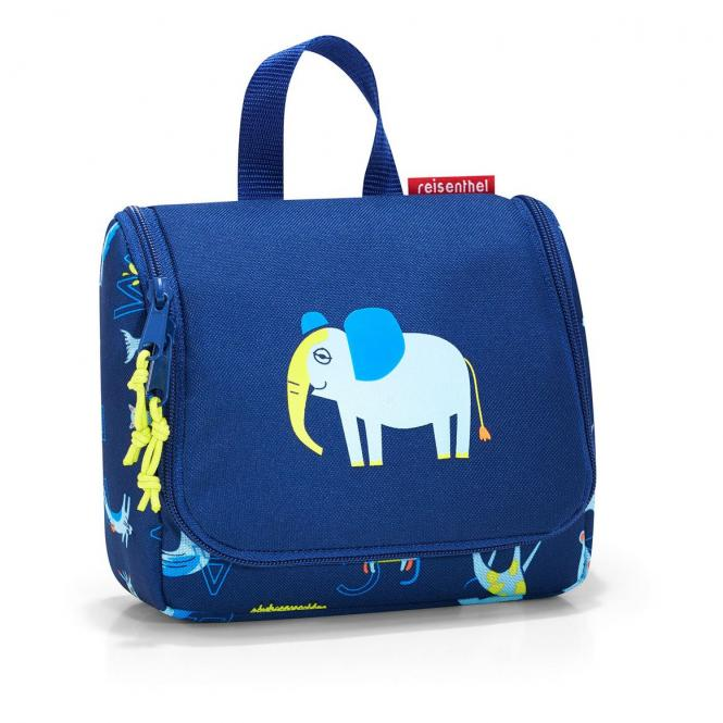 reisenthel kids collection toiletbag S - abc friends blue