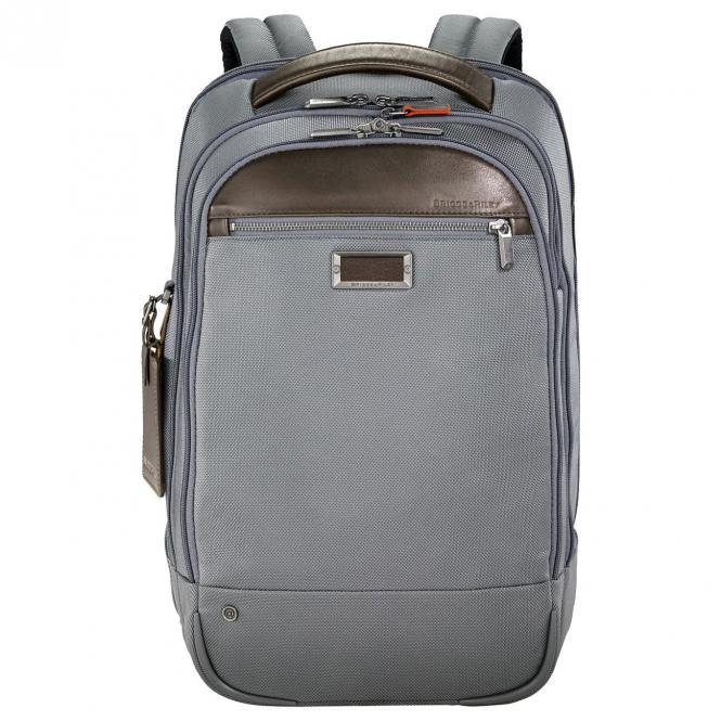 Briggs & Riley Business Medium Backpack 44.5 cm - grey