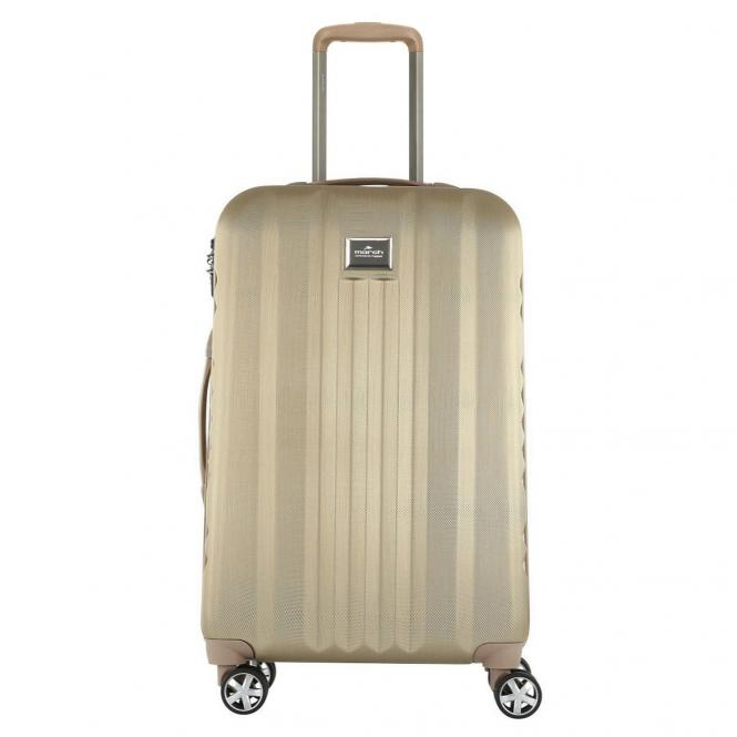 March 15 Yearz-Fly 4-Rollen-Trolley M 65 cm - gold brushed