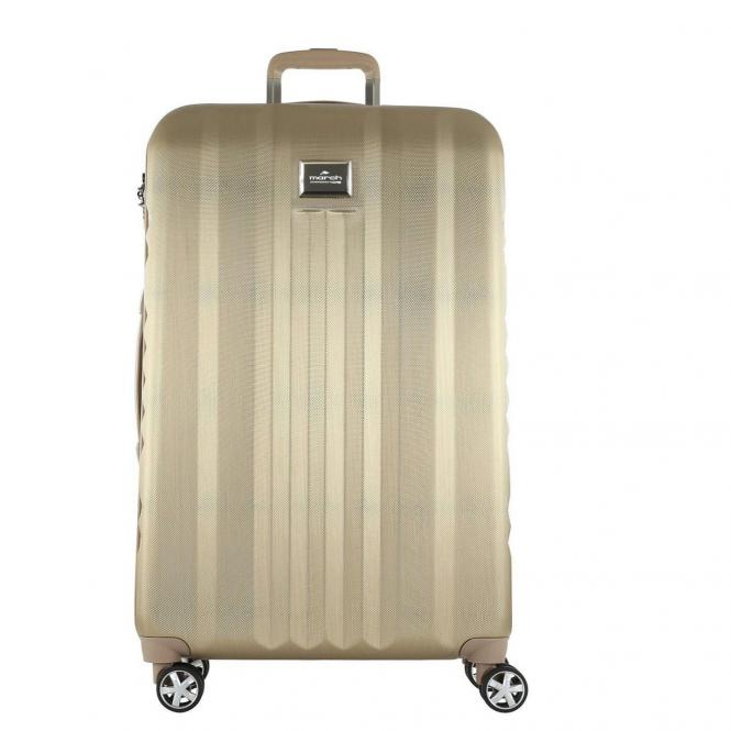 March 15 Yearz-Fly 4-Rollen-Trolley L 75 cm - gold brushed