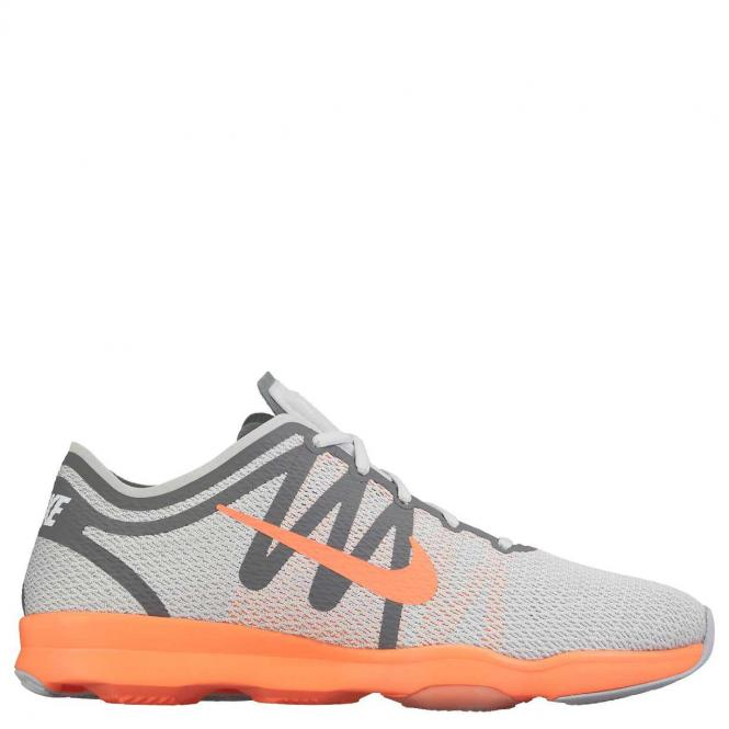 Nike Women Air Zoom Fit 2 Laufschuh 81672 - 38  pr pltnm/brght mng-cl gry-whit