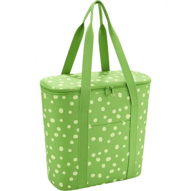 reisenthel shopping thermoshopper - spots green