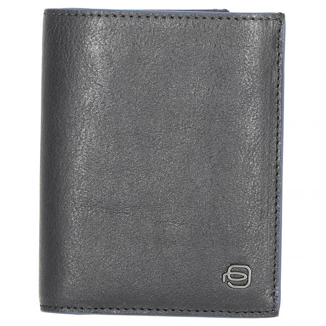 Piquadro B2S Herrenbrieftasche im Hochformat 12.5 cm - Piquadro B2S Herrenbrieftasche im Hochformat 12.5 cm