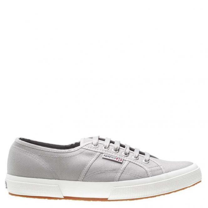 Superga Cotu Classic Sneaker Schuh Unisex 2750-S506 - 36 | lt grey