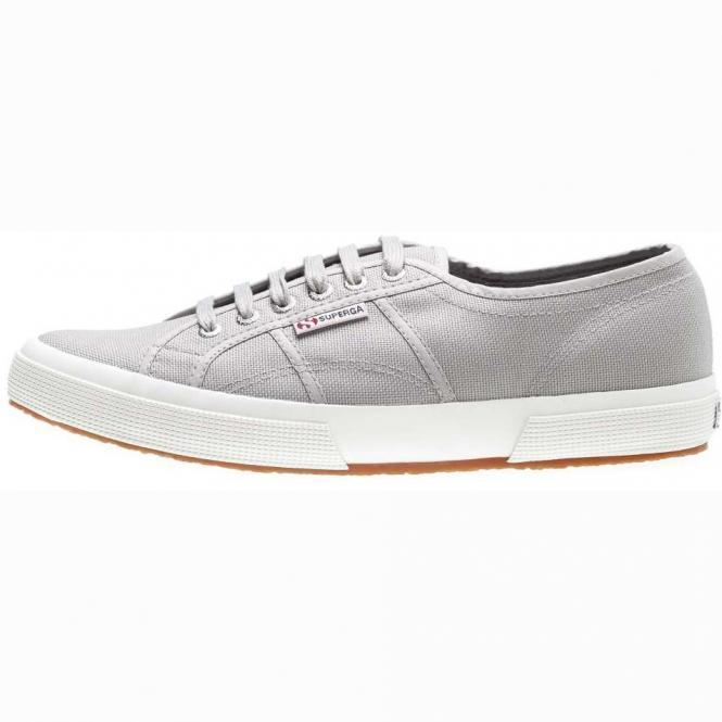 Superga Cotu Classic Sneaker Schuh Unisex 2750-S506 - 36  lt grey