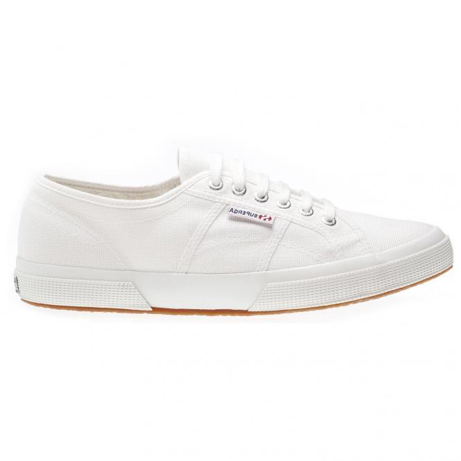 Superga Cotu Classic Sneaker Schuh Unisex 2750-S901 - 36  white