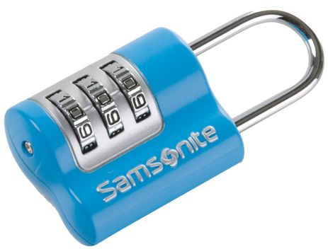 Samsonite Luggage Accessories 3-fach Kombinatio...