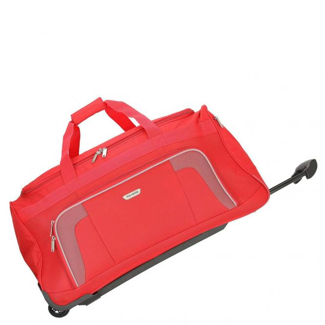 Travelite Orlando Rollenreisetasche 70 cm - rot
