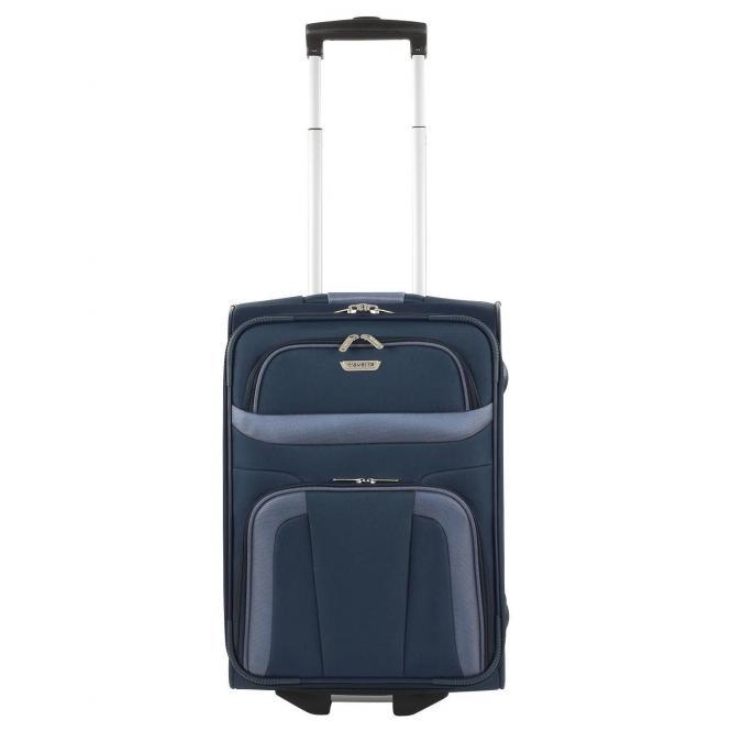 Travelite Orlando 2-Rollen-Kabinentrolley S 52 cm - blau
