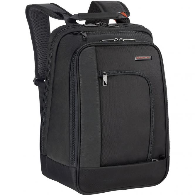 Briggs & Riley Verb Activate Backpack / Business Rucksack 43,2 cm - black