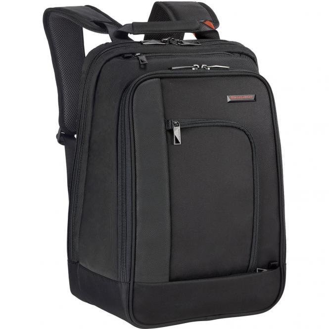 Briggs & Riley Verb Activate Backpack / Business Rucksack 43,2 cm - black