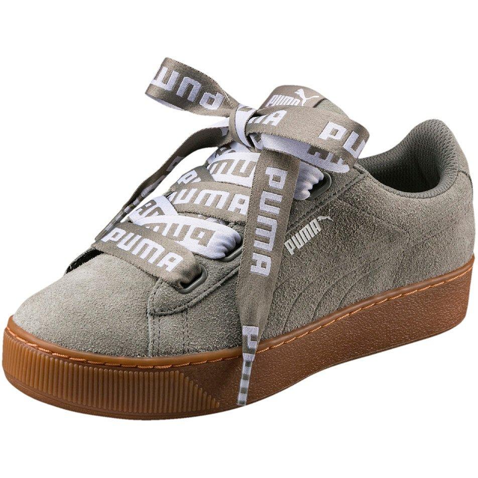 Puma Womens Vikky Platform Ribbon Bold Schuh 365314 | kaufen