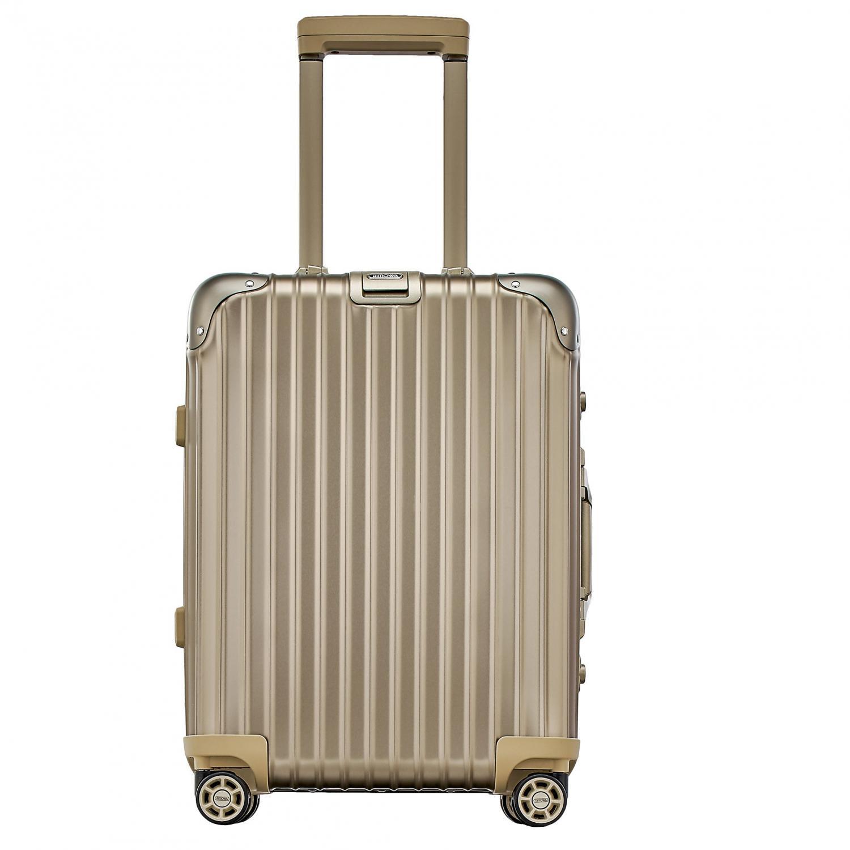 Rimowa Topas Titanium Multiwheel Cabin Iata 53 Kaufen