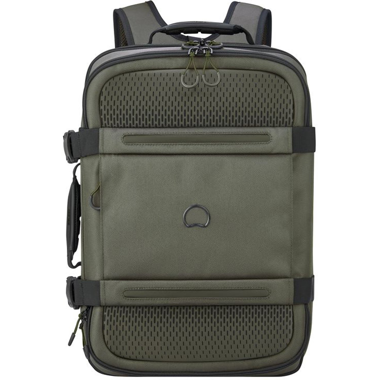 delsey montsouris 2 in 1 rucksack koffer mit pc schutz 53 cm erweiterbar. Black Bedroom Furniture Sets. Home Design Ideas