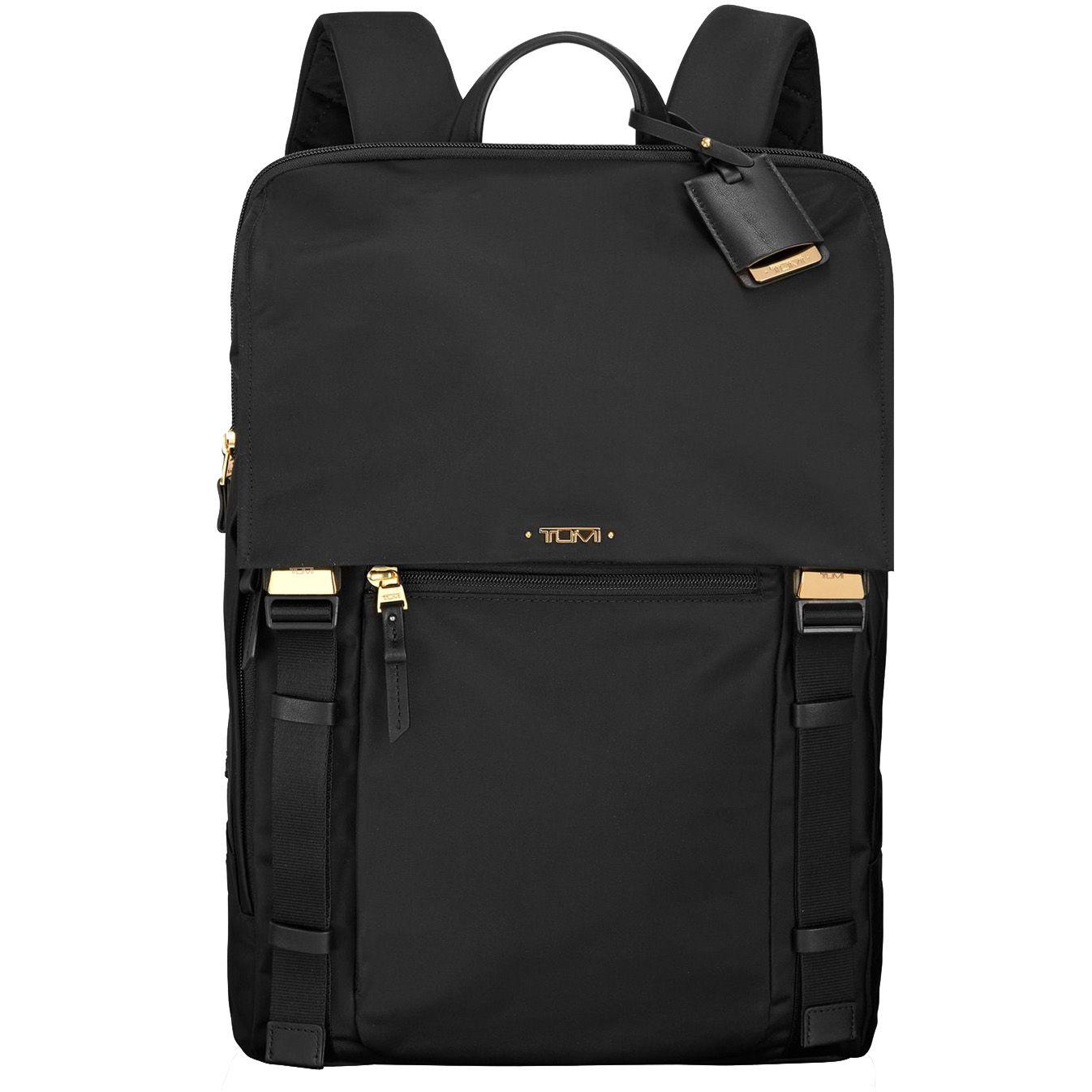 Tumi Voyageur Sacha Flap Backpack Business Rucksack 40 cm ...