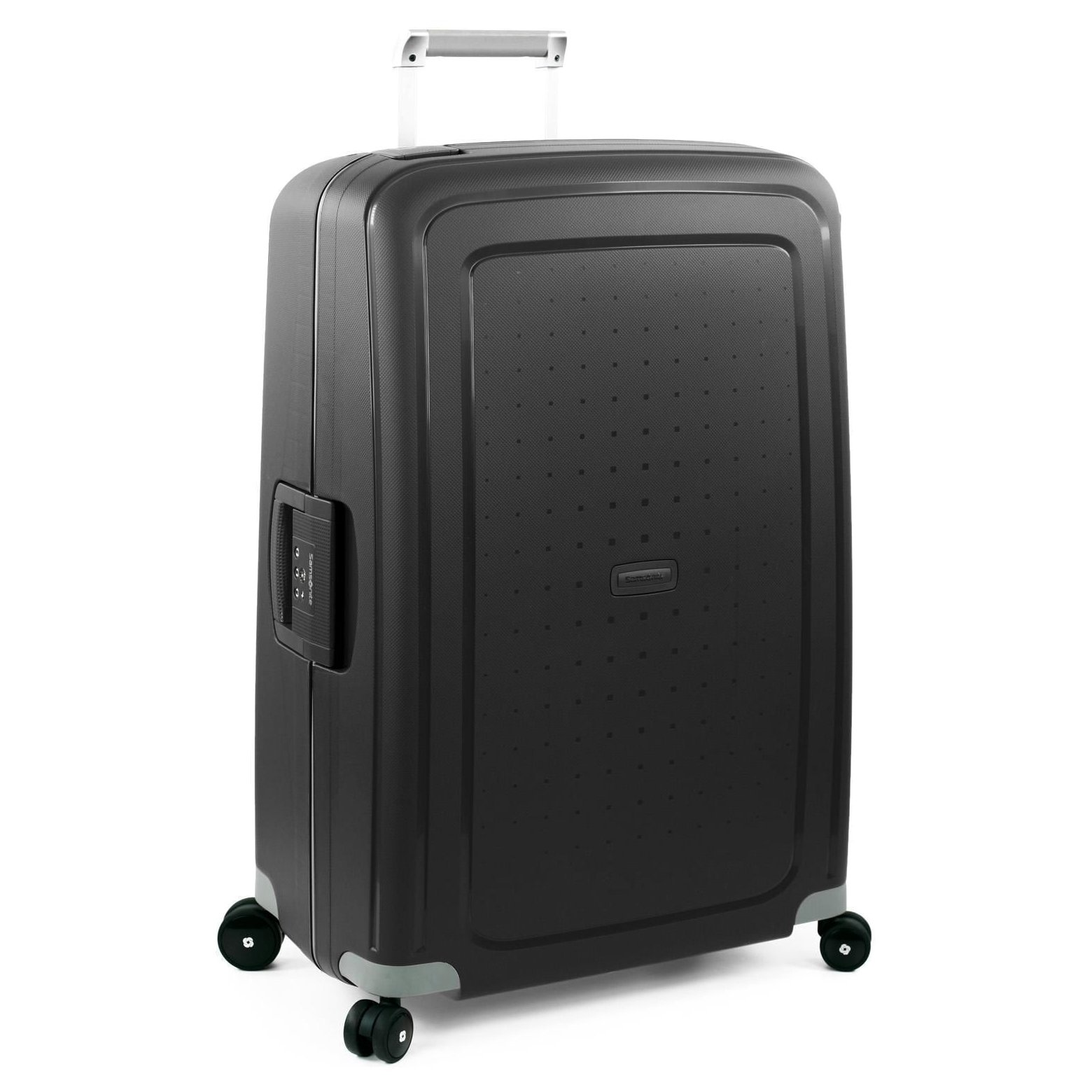 samsonite s cure spinner 4 rollen trolley 69 cm kaufen bei markenkoffer. Black Bedroom Furniture Sets. Home Design Ideas
