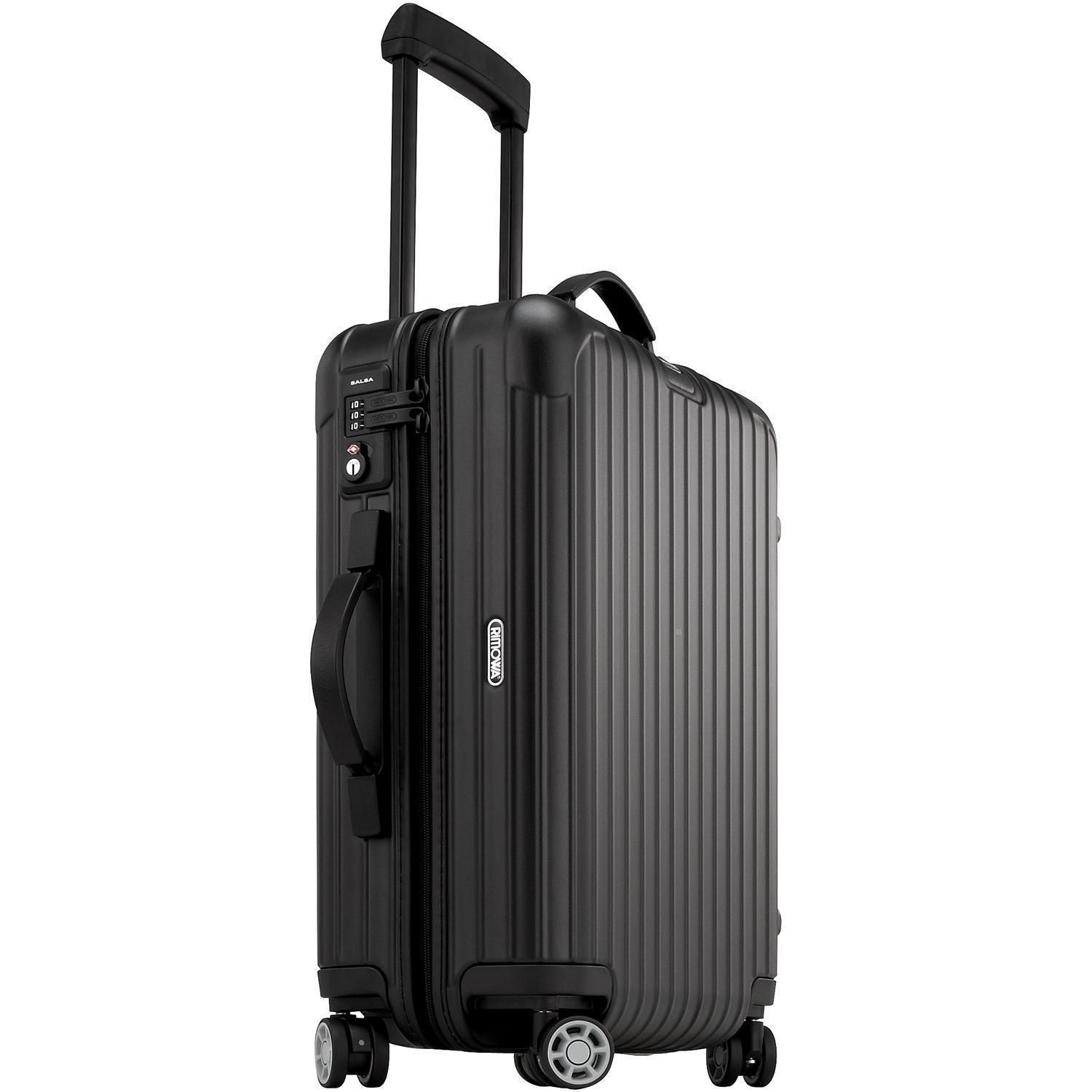 rimowa salsa cabin multiwheel 52 iata kaufen bei markenkoffer. Black Bedroom Furniture Sets. Home Design Ideas
