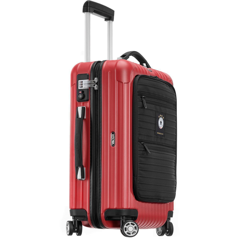 Rimowa dfb salsa deluxe hybrid cabin multiwheel trolley 52 for Rimowa salsa deluxe hybrid iata cabin multiwheel
