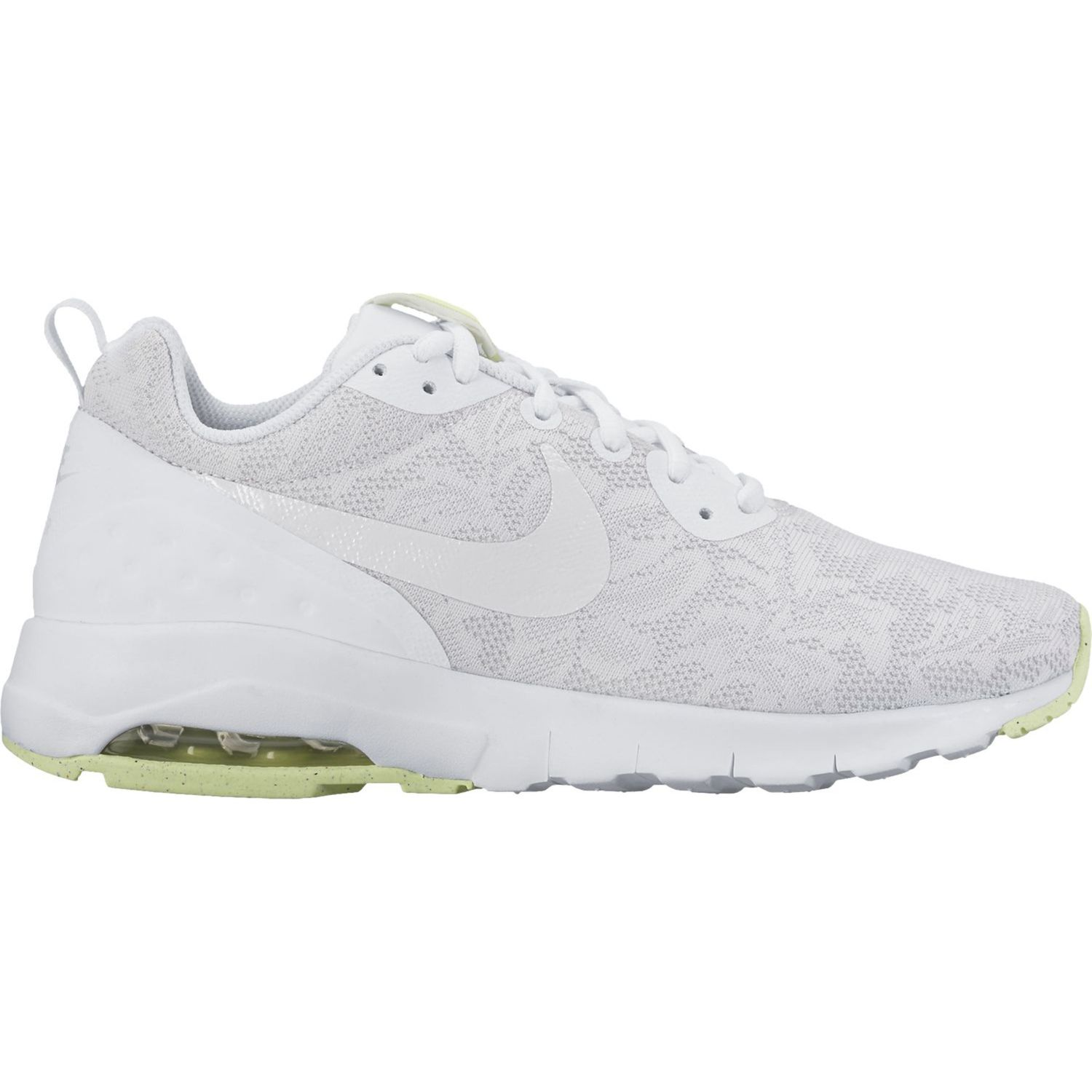 Women Air Max Motion Low ENG Schuh 902853100 37,5 | whitewhite barely volt racer pink
