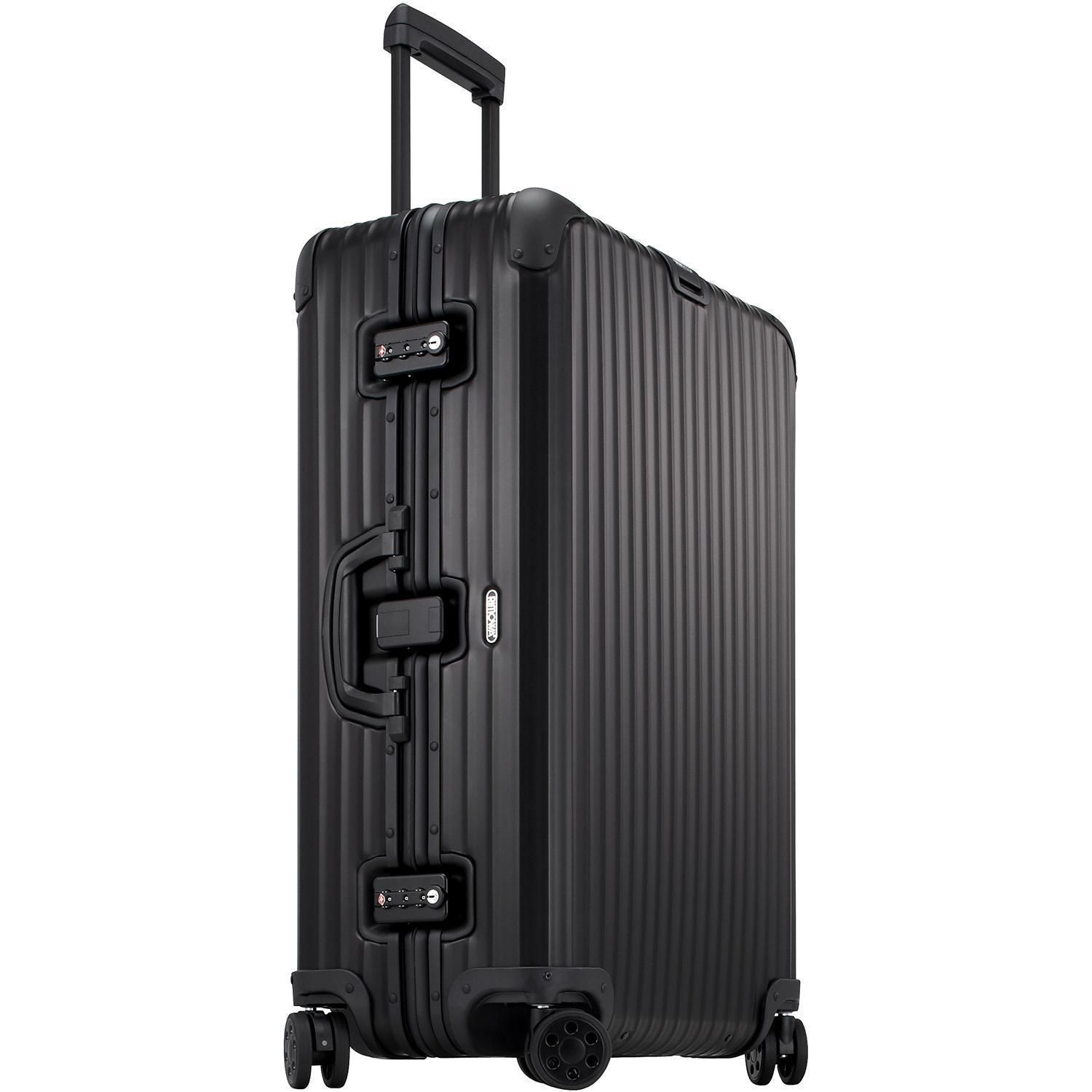 rimowa topas stealth multiwheel trolley 70 kaufen bei. Black Bedroom Furniture Sets. Home Design Ideas