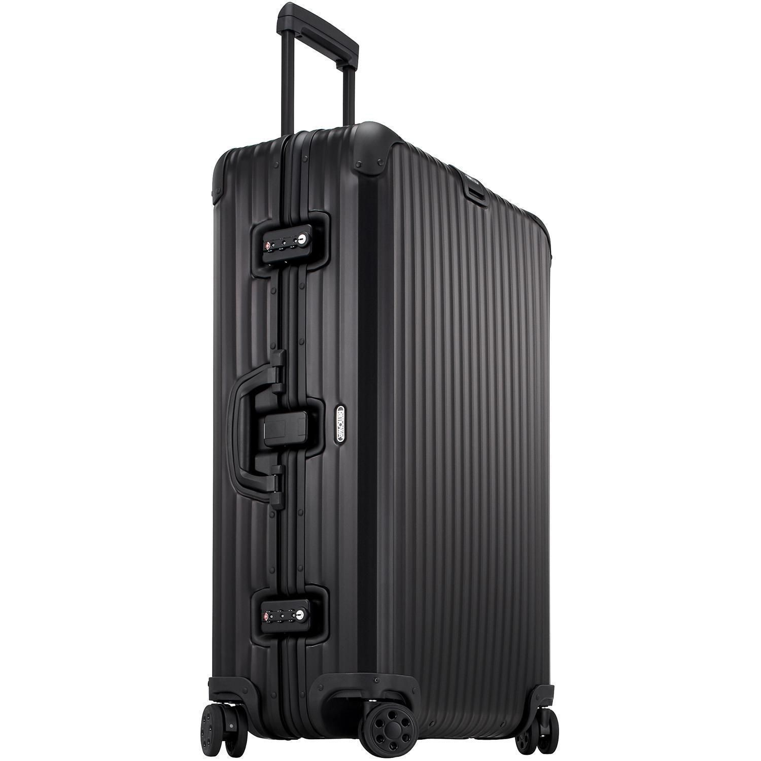 rimowa topas stealth multiwheel trolley 73 kaufen bei markenkoffer. Black Bedroom Furniture Sets. Home Design Ideas